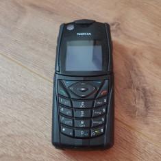 Nokia 5140 - 99 lei - Telefon Nokia, Negru, Nu se aplica, Neblocat, Fara procesor