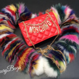 Genti Moschino Shoulder Bag Collection 2016 * LuxuryBags *