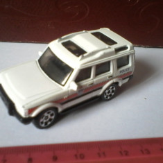 Bnk jc Matchbox - Land Rover Discovery - Macheta auto Matchbox, 1:60