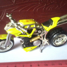 Bnk jc Motocicleta X-Blade - Hot Wheels 2004 1/18