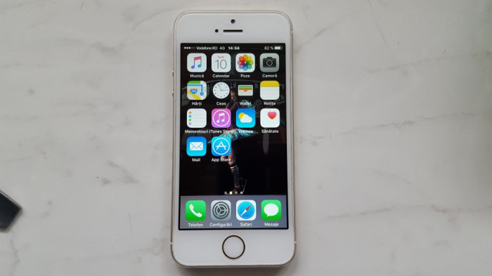 iPhone 5S GOLD 16GB Neverlocked foto mare