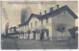 3497 - VALEA lui MIHAI, Bihor, Railway Station - old postcard - used - 1915