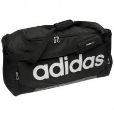 Geanta Adidas Linear Team Large - Originala - Anglia - Dimensiuni W68xH34xD36 cm - Geanta sala