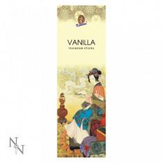Bețișoare de tămâie - vanilie - Betisoare parfumate