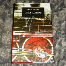 Mihail Drumes - Cazul Magheru 2011 stare excelenta 350 pag 2+1 gratis RBK18193 - Carte de colectie