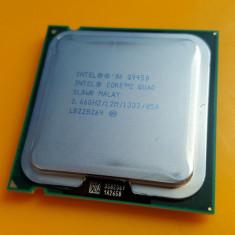 Procesor Intel Core 2 Quad Q9450, 2, 66Ghz, 12MB, 1333FSB, Socket 775 - Procesor PC Intel, Numar nuclee: 4, 2.5-3.0 GHz, LGA775