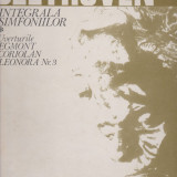 Beethtoven Integrala simfoniilor 8 discuri vinil, electrecord