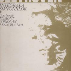 Beethtoven Integrala simfoniilor 8 discuri vinil - Muzica Opera electrecord
