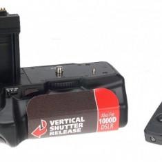 Hahnel HC-500D - grip pentru Canon EOS 500D/450D/1000D.In cutie, sigilat.