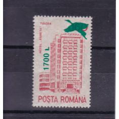 ROMANIA  2000   LP 1520   HOTEL EGRETA  SUPRATIPAR  EGRETA  MNH