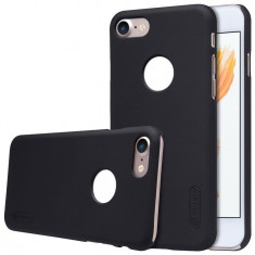Husa Capac Nillkin pentru Iphone 7, negru - Husa Telefon