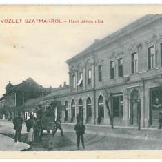3457 - Maramures, SATU-MARE - old postcard - unused - Carte Postala Maramures 1904-1918, Necirculata, Printata