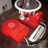 LAMPĂ de URGENŢĂ cu ACUMULATOR 3 ore + 2 becuri speciale Philips 18 W - Sisteme de alarma