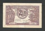 ROMANIA  2  LEI  1938   [1]   VF+