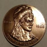 MEDALIE VERONICA MICLE - Medalii Romania