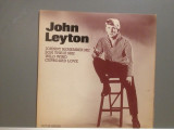 "JOHN LEYTON - JOHNNY REMEMBER ME(1961/EMI REC/UK) - VINIL/""7 MIC/Impecabil"