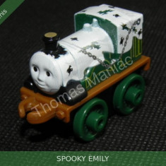 Fisher Price - Thomas and Friends Minis - trenulet jucarie SPOOKY EMILY, Metal, Unisex
