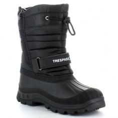 Cizme de iarna Trespass Dodo Black (UYFOBOG10001B) - Cizma dama Trespass, Culoare: Negru, Marime: 40, 41