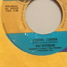 RAY PETERSON - CORRINE, CORRINA(1969/MGM REC/USA) - VINIL/
