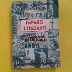 CURS PRACTIC DE LIMBA ITALIANA I.A.Candrea 1943 - Curs Limba Italiana