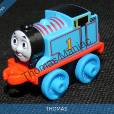 Fisher Price - Thomas and Friends Minis - trenulet jucarie THOMAS, Metal, Unisex