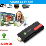 Media player MK809 IV Android 5.1 TV Dongle RK3229T Quad-Core 2G/8GB Full HD