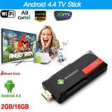 Android tv box media player mk809 IV dongle rk3229t quad-core 2g/8gb full hd