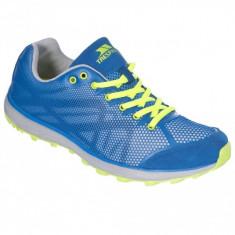 Pantofi sport barbatesti Trespass Diversion Electric blue (MAFOTNK30002) - Adidasi barbati Trespass, Marime: 40, 41, 43, 45, 46, Culoare: Albastru