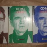 Caiete 3 vol. an 1999/1160pag- Cioran - Filosofie