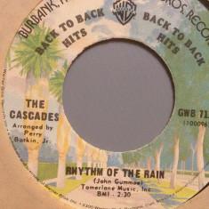 "THE CASCADES - THE LAST LEAF...(1967/WARNER REC/USA) - VINIL/""7 Single/Impecabil"