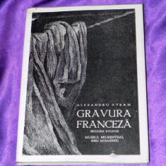 Gravura franceza secolele XVI-XVIII muzeul Brukenthal Alexandru Avram (f0152 - Album Arta