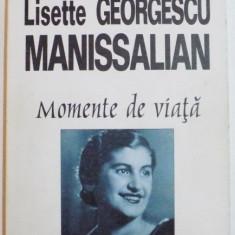 MOMENTE DE VIATA de LISETTE GEORGESCU, 1998 - Muzica Dance