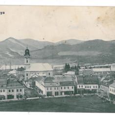 3476 - BAIA-MARE - old postcard - used - 1915 - Carte Postala Maramures 1904-1918, Circulata, Printata