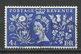 MAREA BRITANIE-- 1953, Stampilat