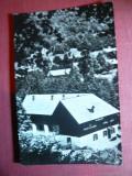 Ilustrata Masivul Retezat - Cabana Gura Zlata ,circulat 1966