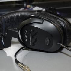Casti denon, Casti On Ear, Cu fir, Mufa 3, 5mm