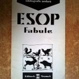 Esop – Fabule - Carte poezie