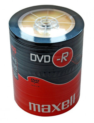 DVD-R MAXELL 16X foto