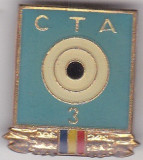 Insigna CTA , TIR 3