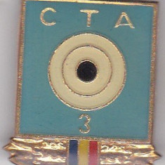 Insigna CTA, TIR 3