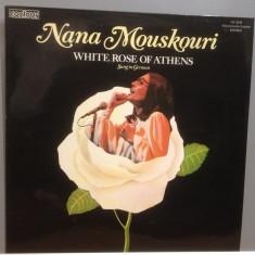 NANA MOUSKOURI - WHITE ROSE OF ATHENS (1967/PICKWICK/UK) - Vinil/Impecabil (NM) - Muzica Pop universal records