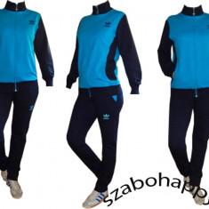 Trening Adidas pentru dama. - Trening dama Adidas, Marime: M, L, XL, XXL, Culoare: Bleumarin, Bumbac