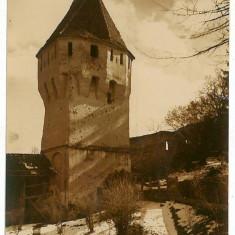 1962 - Mures, SIGHISOARA - old postcard, real PHOTO - unused - Carte Postala Transilvania 1904-1918, Necirculata, Fotografie