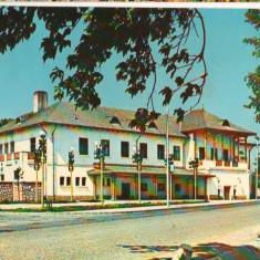 """CPI (B7351) CARTE POSTALA - IASI - HANUL """"TREI SARMALE"""" - Carte Postala Moldova dupa 1918, Circulata, Fotografie"""