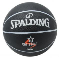 Minge Baschet Spalding NBA All Star - Originala - Anglia - Marimea Oficiala 7, Marime: 7