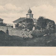 SUCEAVA BUCOVINA  , MANASTIREA  ZAMKA