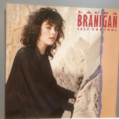 LAURA BRANIGAN - SELF CONTROL (1984/ATLANTIC REC/RFG) - Vinil/Impecabil (M-) - Muzica Pop warner