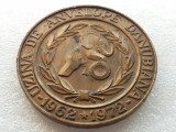 DANUBIANA-UZINA DE ANVELOPE-10 ANI DE ACTIVITATE 1962-1972