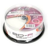 BLU-RAY DISC OMEGA PRINTABIL GLOSSY 25GB CAKE 25