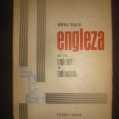 VIORICA DANILA - ENGLEZA PENTRU INGINERI SI TEHNICIENI - Curs Limba Engleza Altele
